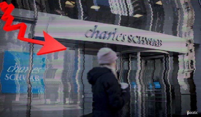 Charles Schwab Hisseleri 2Ç21 Kazancıyla S&P'nin En Kötülerinden Oldu