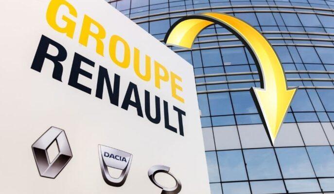 2021'in İlk Yarısında Cirosunu %26,8 Artıran Renault Hisseleri Düşüyor