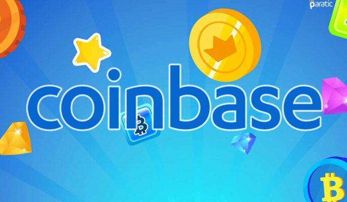 Coinbase, Mobil Oyun Geliştirici Bling'e Yatırım Yapıyor