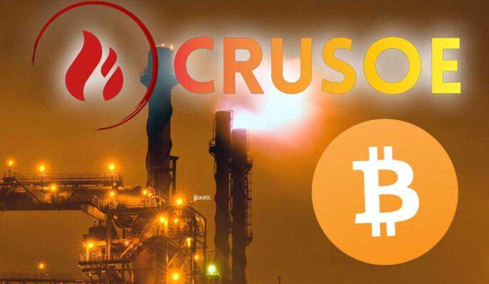 Crusoe Energy, Madencilik Operasyonlarını Genişletmeyi Planlıyor