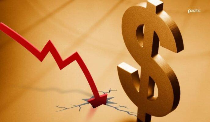 Dolar 8,49'a İnerek Son Dört Haftanın En Düşüğünü Gördü