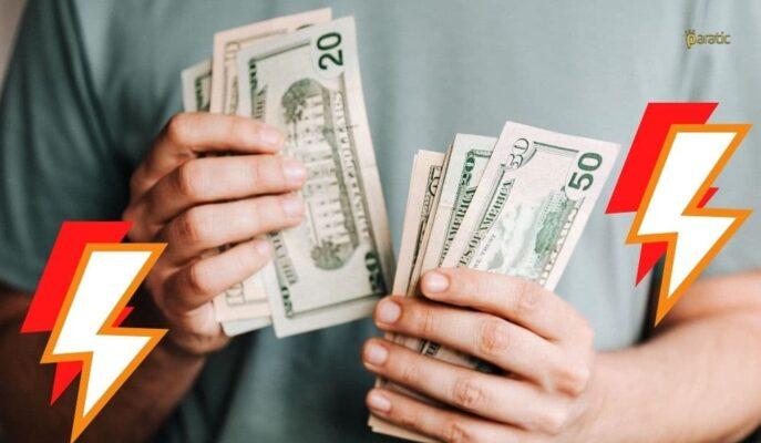 Dolar 8,69'da Seyrederken, TL Emsalleri Arasında En Çok Düşen Oldu