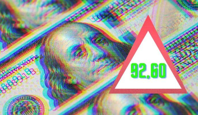 Dolar Endeksi Temmuz'da 3 Ayın Yükseğinde İstikrarını Koruyor