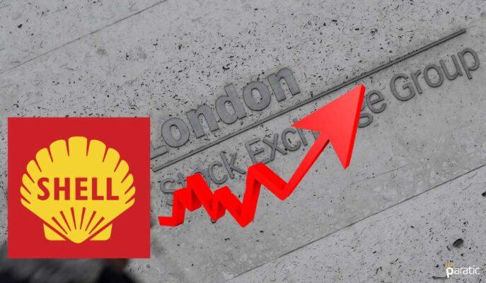 Ek Hissedar Dağıtımı Duyuran Shell İngiliz FTSE 100'de Parladı