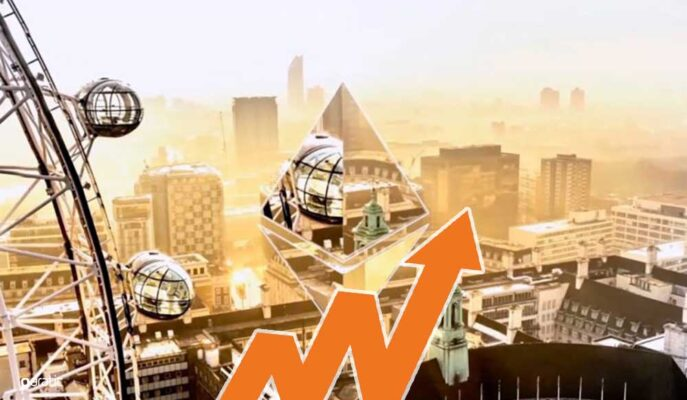 Ethereum Londra Yükseltmesini Beklerken Son 2 Haftanın En Yükseğini Gördü