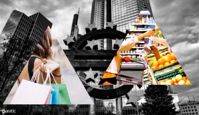 Euro Bölgesi'nde Yıllık Enflasyon Temmuz'da %2,2'ye Yükseldi