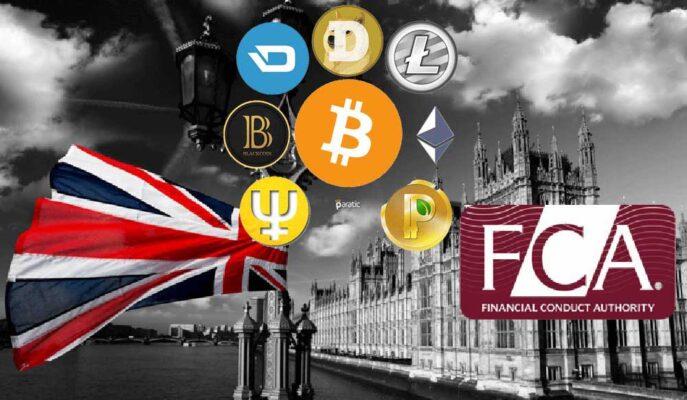FCA, Kripto Para Risklerini Uyarmak için 11 Milyon Sterlin Harcayacak