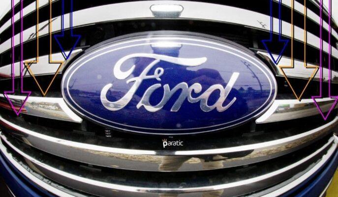 Verimsiz Bir Hafta Geçiren Ford Hisseleri %1 Ekside Kapanmaya Hazırlanıyor