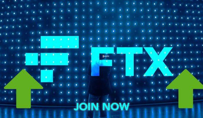 FTX Borsası 2021'in İlk Yarısında İşlem Hacminde Büyük Artış Yaşadı