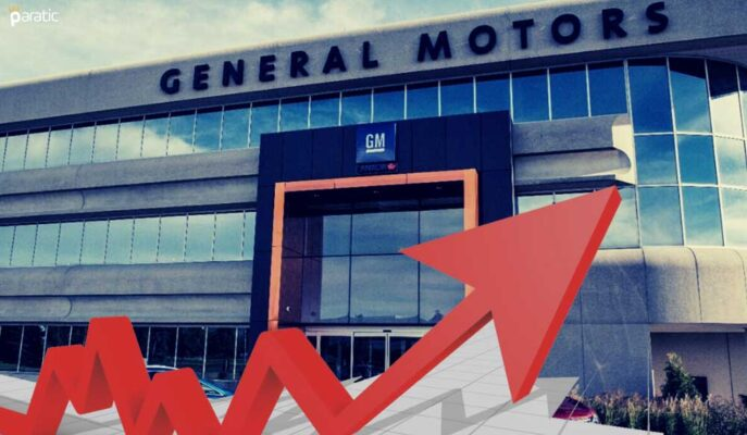 General Motors Hisseleri 85 Dolarlık Hedef Fiyatla Güçlü Yükseldi