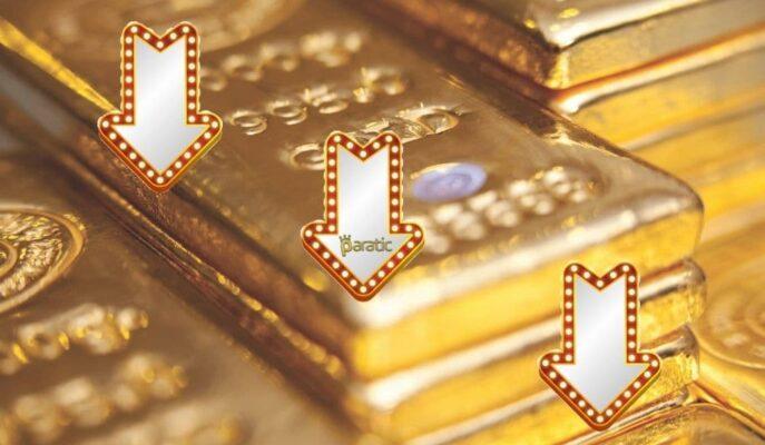 Gram Altın Kurdaki Düşüşle 505 Liradan 497'ye Geriledi