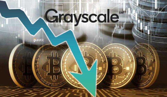 Grayscale'in Kripto Para Varlıkları 30 Milyar Doların Altına Düştü