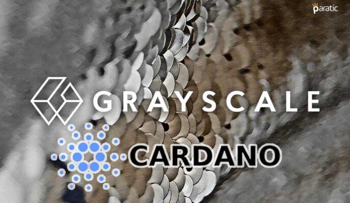 Grayscale Kripto Varlık Portföyüne Cardano'yu Eklediğini Duyurdu