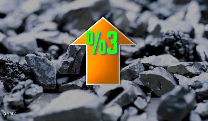 Gümüş %3 Kazançla Günün En Çok Artan Emtiası Oldu