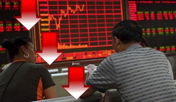 Haftanın Üçüncü Günü Asya Borsalarında Kayıplar Genişledi