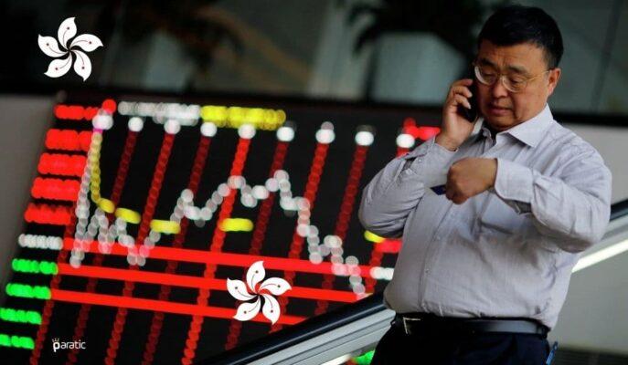 Hong Kong Piyasaları PMI Sonrası Düşerken, Asya'da Karışık Seyir Hakim