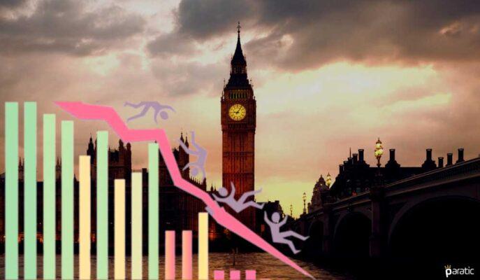 İngiliz Borsa Endeksi Beklenti Üstü Yükselen İşsizlikle Ekside Açıldı