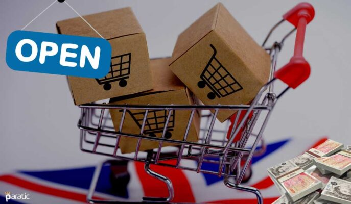 İngiltere'nin Yıllık Enflasyonu Haziran'da %2,5'e Yükseldi