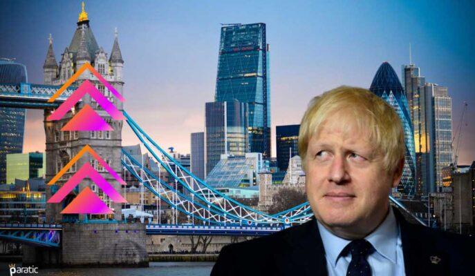 Haziran PMI Verisine Göre İngiltere Hizmet Sektöründe Güçlü Toparlanma Sürüyor