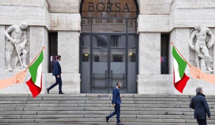 İtalya Hisse Senedi Piyasaları TÜFE Öncesi Güne Düşüşle Başladı