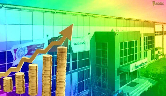 Jantsa Hisseleri Yeni Üretim Hattı Yatırımıyla Güçlü Yükseliyor