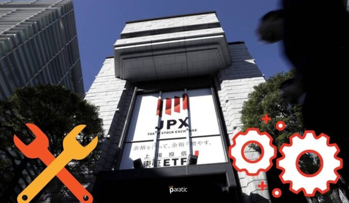 Japon Borsa Endeksleri İmalat Verilerinin Ardından Düşüyor