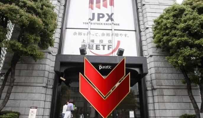 Japonya Borsa Endeksleri Beklentiyi Karşılayan Faiz Kararına Rağmen Ekside
