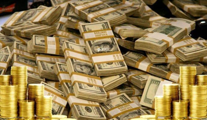 Kısa Vadeli Dış Borç Stoku Mayıs'ta 144,9 Milyar Dolara Çıktı