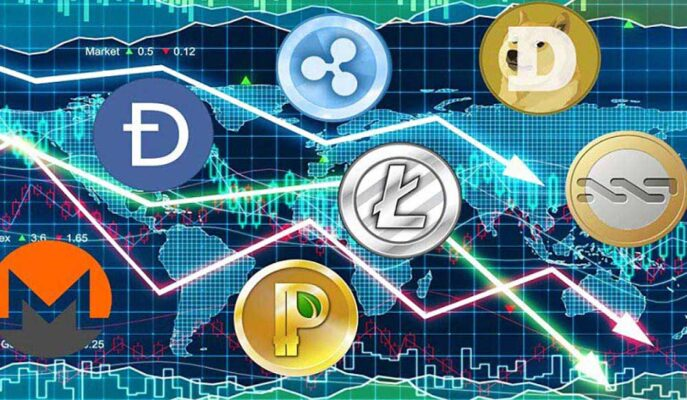 Kripto Para Piyasasının Değeri 1.3 Trilyon Doların Altına Düştü