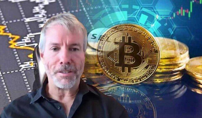Michael Saylor, Bitcoin'in Dijital Mülk Olduğunu Düşünüyor