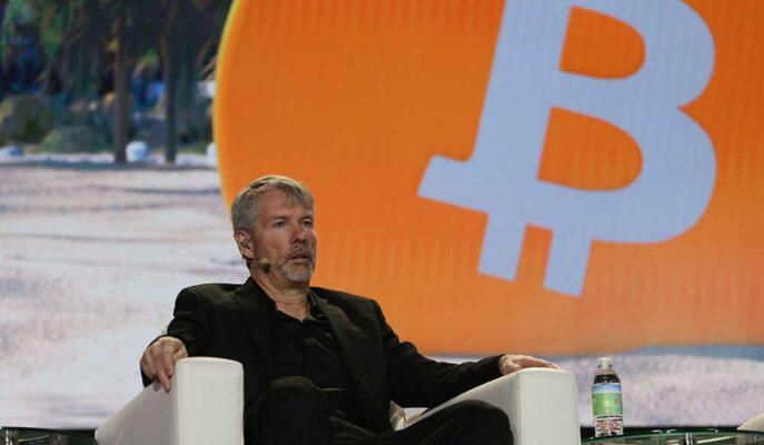 Michael Saylor Bitcoin'deki Yüksek Volatilite'ye Karşı Uyardı