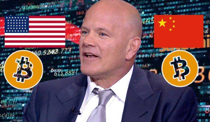 Mike Novogratz ABD'lilerin Kripto Topluluğunda Çinlileri Geride Bıraktığını Söyledi