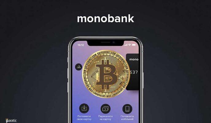 Ukrayna Bankası Monobank Müşterilerine Bitcoin Ticareti Hizmeti Sunacak