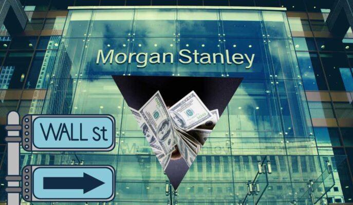 Morgan Stanley Hisseleri Güçlü 2Ç21 Kazancına Rağmen Düştü