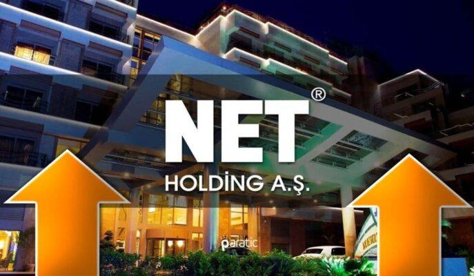 %3 Alıcılı Seyreden Net Holding Hisseleri Haftalık Kaybını Siliyor