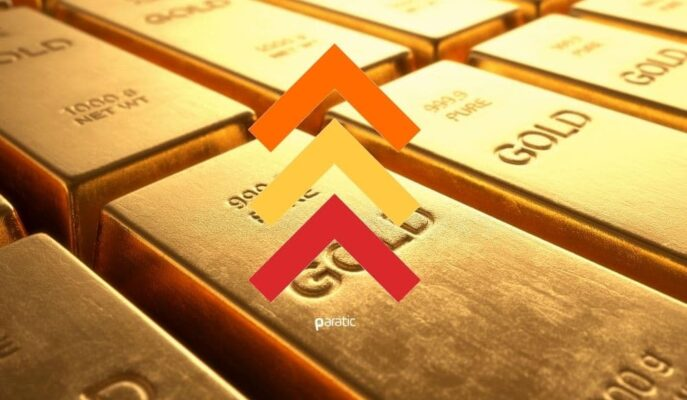 Ons Altın 1830 Dolarla Temmuz'un En Yükseğine Yakın Seyrediyor