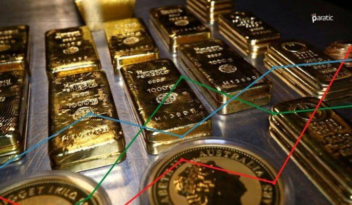 Ons Altın Dünkü Sıçramanın Ardından 1809 Dolar Civarında Geziniyor