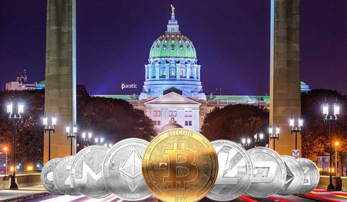 Pensilvanya'da Kripto Paraların Piyasaya Etkisi İncelenecek
