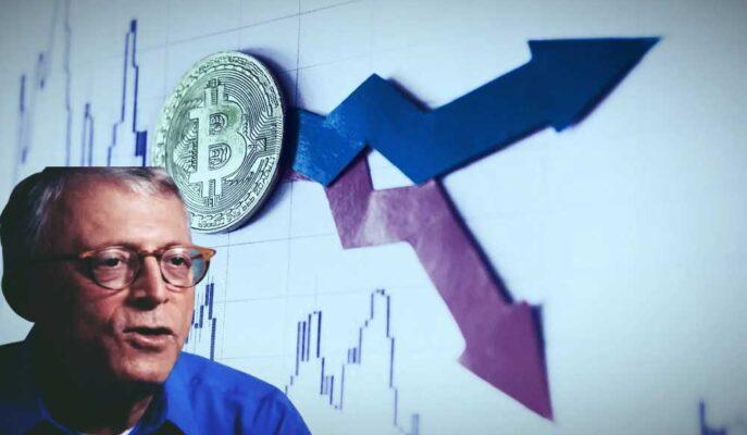 Tüccar Peter Brandt, Bitcoin'de Yükseliş Trendinin Tersine Dönebileceğini Söyledi