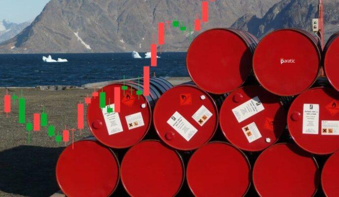Petrol Fiyatları 5 Milyon Varile Yakın Düşen Stok Etkisiyle Yükseliyor
