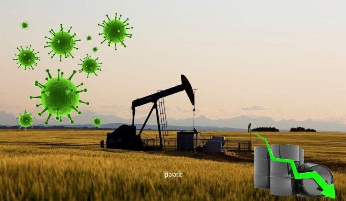 Petrol Piyasasında Baskı Sürüyor, Haftalık Kayıp %4'ü Aştı