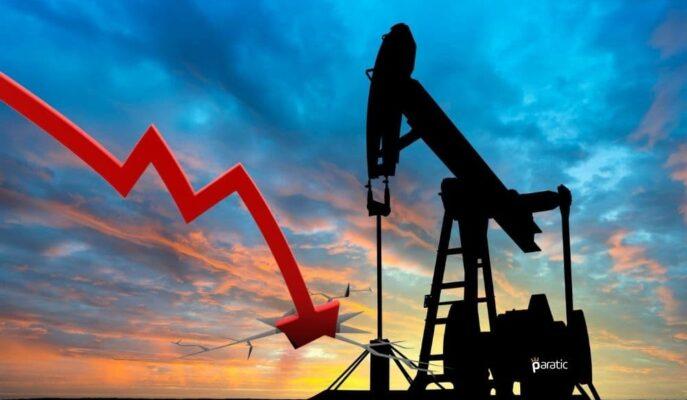 Ham Petrol Delta Varyantı Kaygısıyla 4 Dolar Birden Geriledi