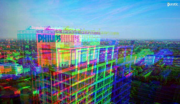 Philips 2Ç21'de Beklenti Üstü Kazanç Açıklarken Hisseler %5 Düştü
