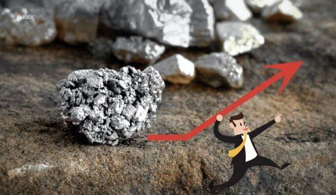 Platin ve Gümüş %1'e Yakın Artışla Metal Emtialar Arasında Öne Çıkıyor