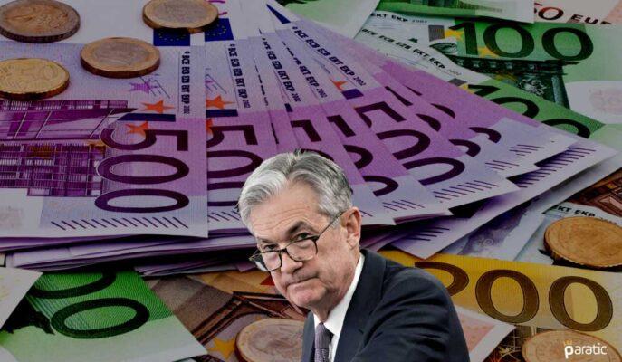 Powell Odaklı Euro Dolar Paritesi 1,18 Eşiğinin Altında Bekliyor