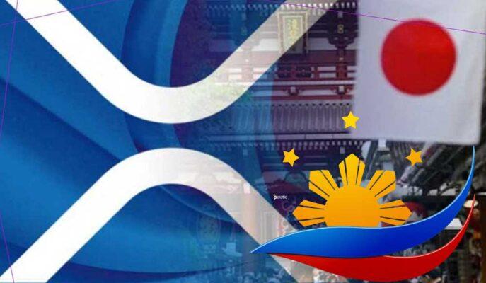 Ripple, Japonya ile Filipinler Arasındaki Para Transferinde Rol Alacak
