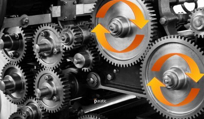 Sanayi Üretim Endeksi Son Bir Yılda %40,7 Arttı