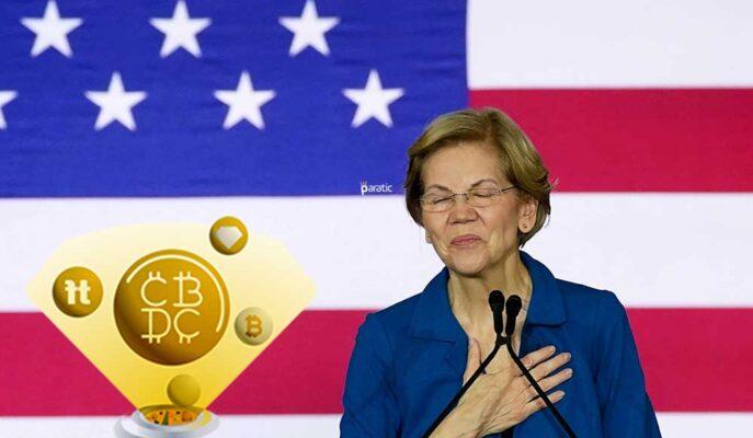 Senator Warren Dijital Paraların Geleneksel Finans için Çözümler Sunacağını Söyledi