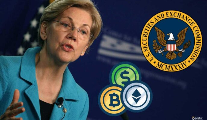 Senatör Warren, SEC'in Kripto Para Yatırımcılarını Korumadığını Söyledi