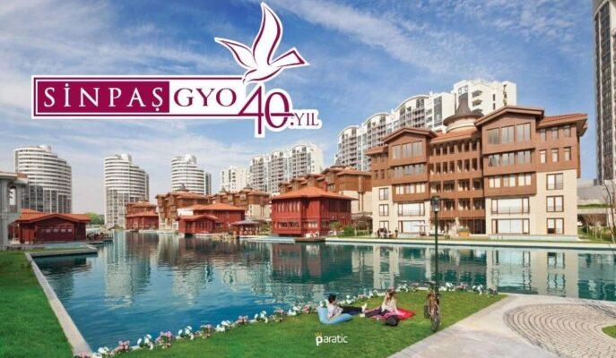 Sinpaş GYO, Bursa'daki 57 Milyon TL'lik Arsasını Arı Leasing'e Sattı